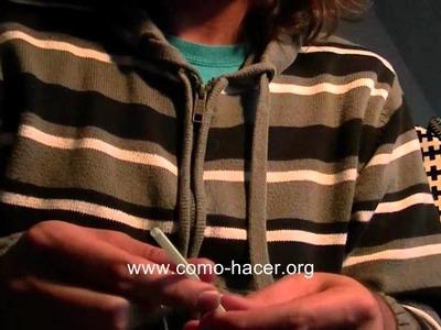 Videos de trucos de magia revelados - Magia con cuerda y pajita