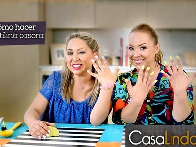 Cómo Hacer Plastilina Casera (DIY) - Paola Celis y Casa Linda (Episodio 6)