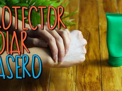 Cómo hacer Protector Solar Casero y Natural - Cuidados de la Piel
