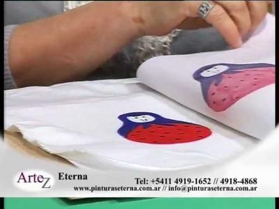 Cómo pintar artículos para bebés
