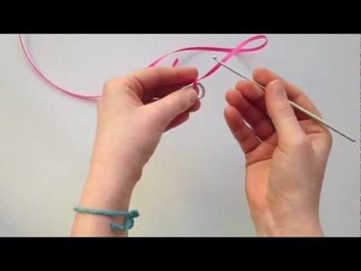 DIY Can tab belt · Cinturón de anillas de latas