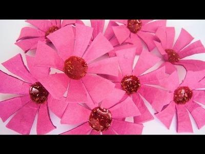 Episodio 652- Cómo hacer flores con carton de huevos