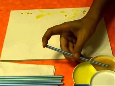 """""""La Técnica de Soplado de Pintura"""""""