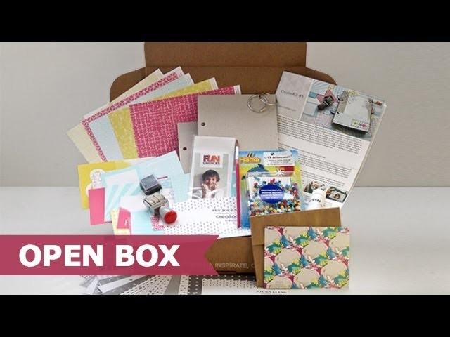 Open Box: Crealoo agosto - septiembre 2013