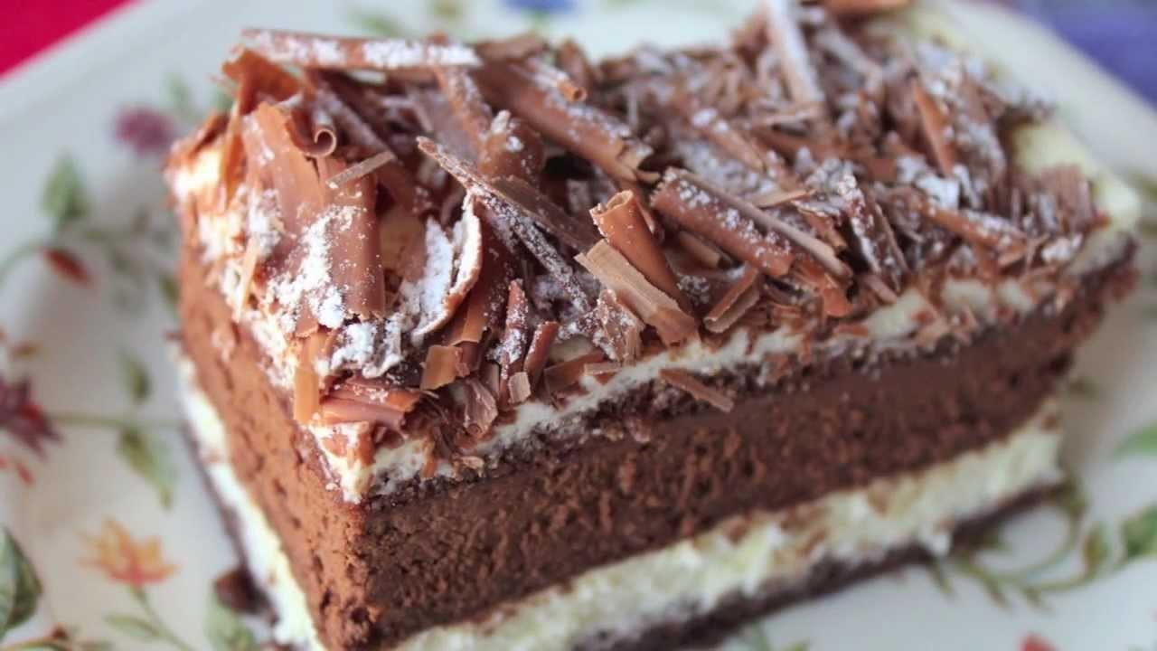 Tarta Selva Negra de Nata y Trufa de Chocolate (Versión Española)