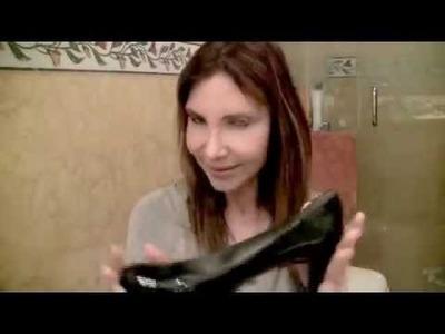 Tips para caminar con tacones altos - Anastassia Sfeir