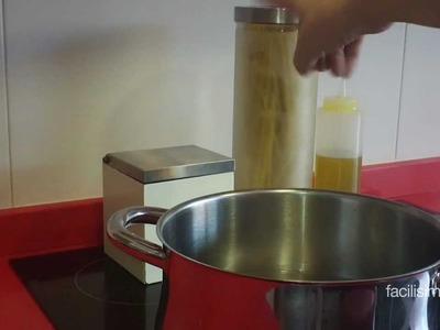 Trucos para cocer la pasta | facilisimo.com