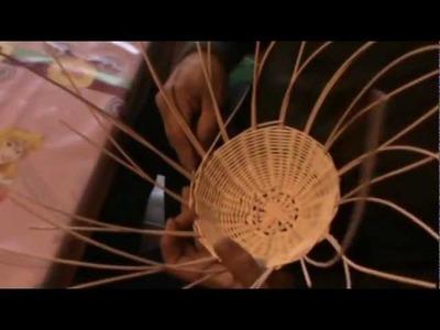 Tutorial - como hacer una cesta.