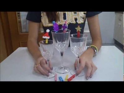 Cómo decorar pinzas para Navidad | facilisimo.com