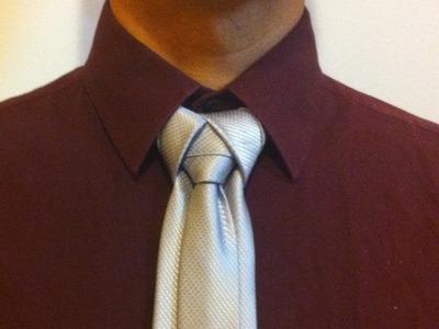 """Como hacer el nudo de corbata """"ediety"""""""