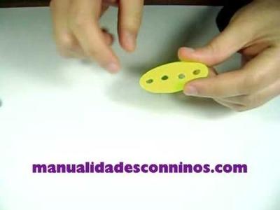 Como hacer un chic compas casero