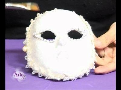 Descubrí el misterio y el glamour de las máscaras venecianas