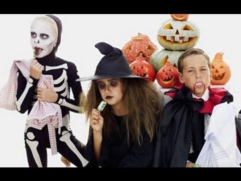 Disfraces halloween caseros. ¡¡Ideas originales, fáciles y rápidas!!