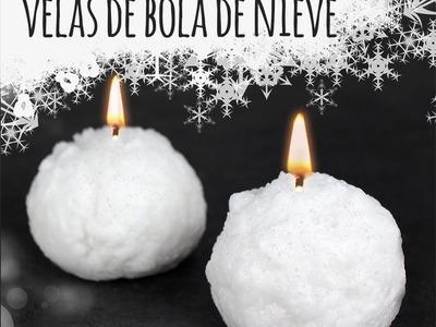 Hacer vela de bola de nieve