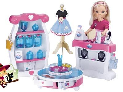 La Tienda de Perlas de Nancy | Muñeca de Nancy | Primera parte