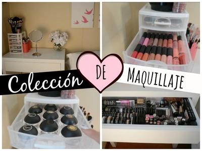 Mi colección de maquillaje!- Pautips