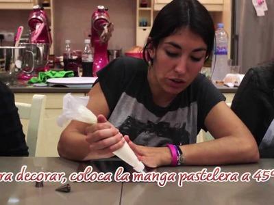 Taller de Layer Cake Alma Obregón