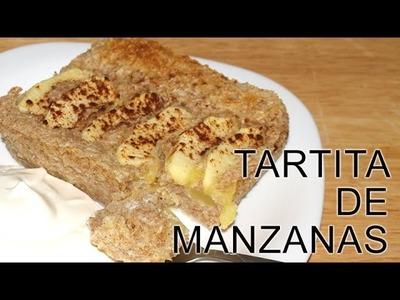 Tartita de manzanas- Dieta escalera Nutricional o Fase Consolidación
