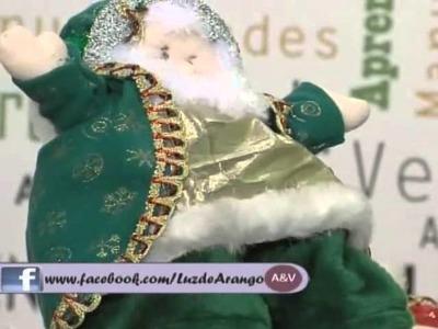 Teleamiga Aprenda y venda Muñeco de Papá Noel