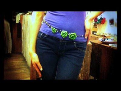 Tutorial 1 Collares Flores
