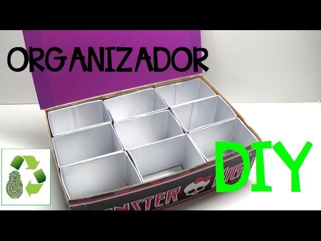 99. DIY COMO ORGANIZAR GOMITAS (RECICLAJE DE ENVASES Y CARTÓN)