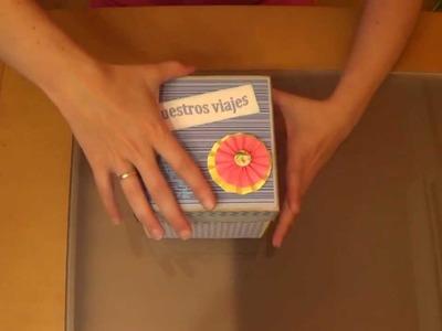 Álbum caja sorpresa