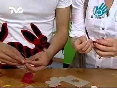 Cómo hacer una Fresa de Papel (EC)