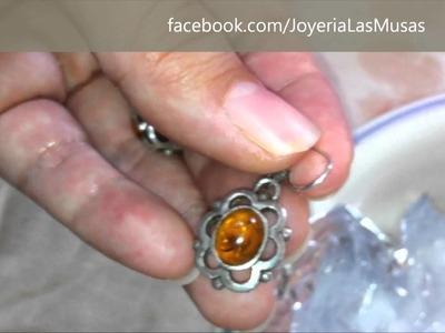 ¿Cómo limpiar joyas de plata en casa?