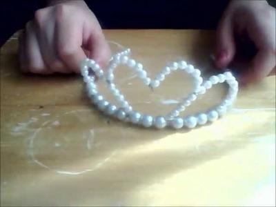 Corona de perlas Neo-Reina Serenity