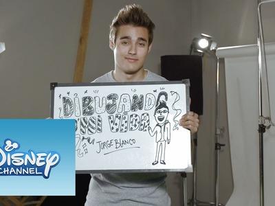 Dibujando mi vida: Jorge Blanco (Draw my life)