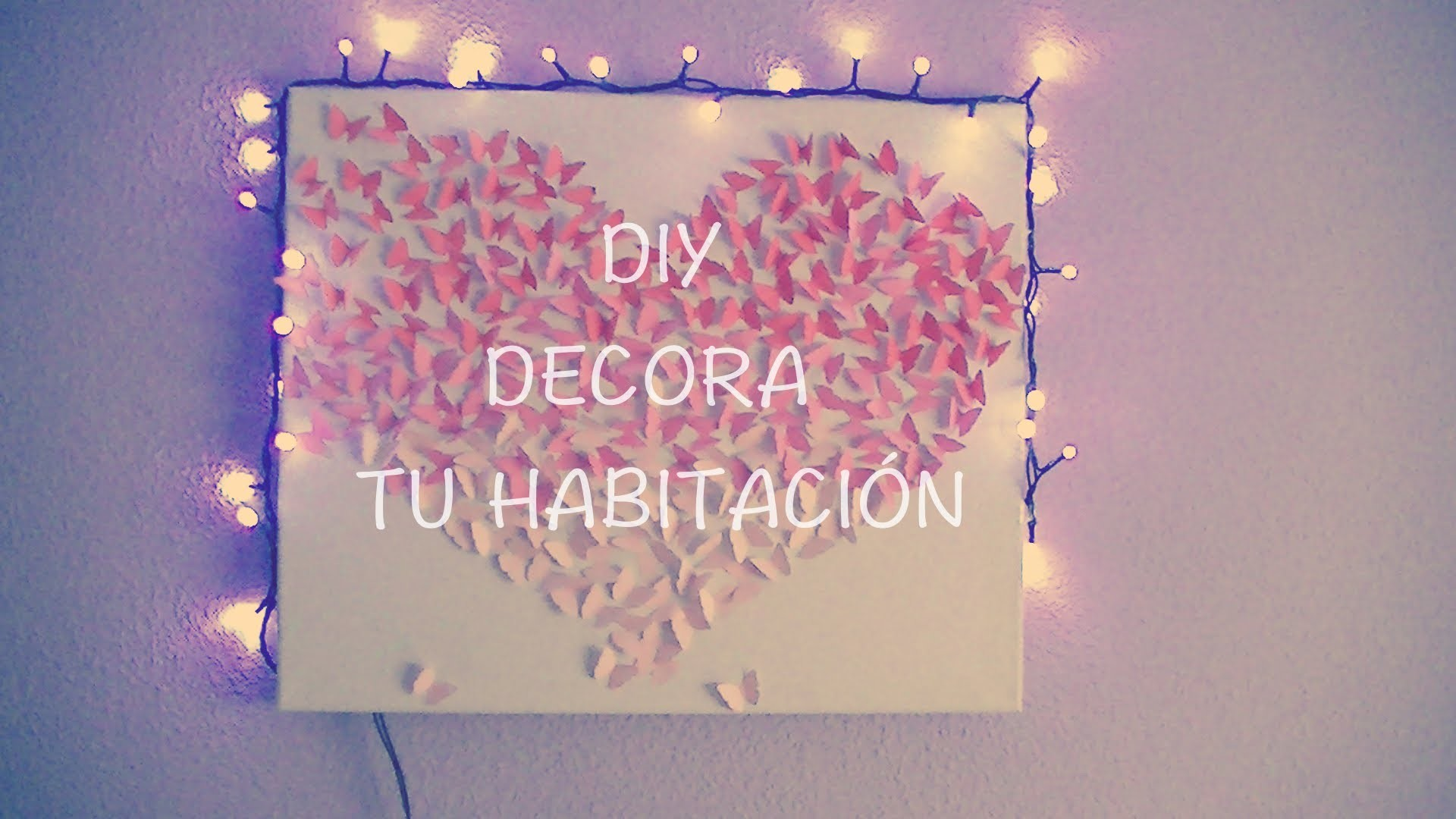 DIY ❤ ¡Decora tu habitación!. Room Decor