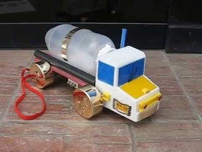 Maqueta Escolar Medio de Transporte Terrestre - Camion