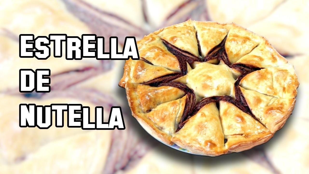Recetas de Cocina | Como Hacer una Estrella de Nutella