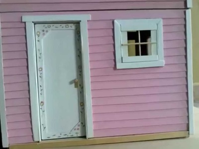 Una casa para muñecas