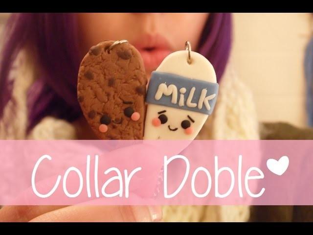 #26 Batidorial: Collar Doble ❤~(゚▽゚*)♪