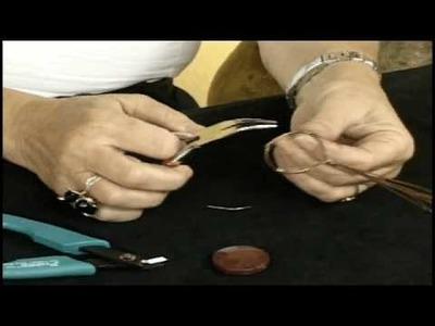 Alambrismo - Elizabeth Orta - Engaste de Piedra - 3 de 8