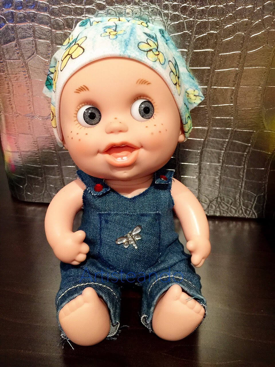 DIY Ropa para Baby Pelon