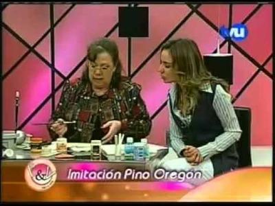 Guia Manualidades Caja decorativa Artel Imitacion Pino Oregon