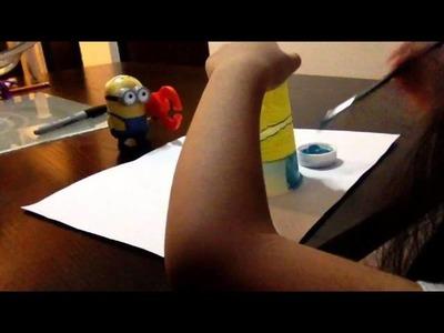 Manualidades de Minion