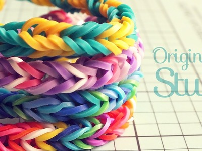 Pulseras con Ligas [Loom Bands] DIY - Original Stuff