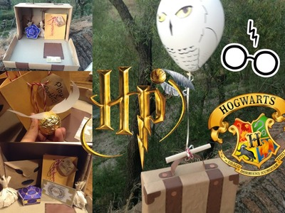 Regalo original para mi novio.novia - Harry Potter