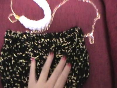 Bufandas, bolsos y gorros hechos a mano!