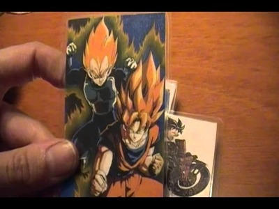 Coleccion semi completa dragon ball rami cards norma editorial