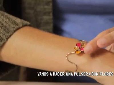 Cómo hacer pulseras - Manualidades Alimenta Sonrisas