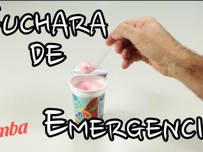 Cómo Hacer una Cuchara de Emergencia - Ideas Utiles