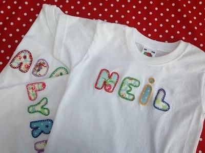 Cómo personalizar camisetas para niños o bebés