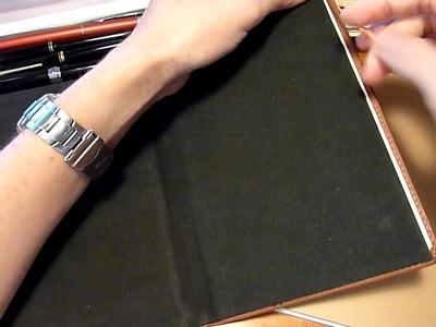 Cuaderno casero rápido y sencillo
