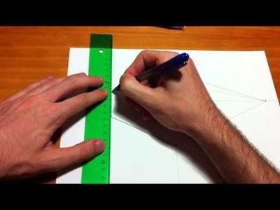 Dibujar en perspectiva - diseñar con efecto