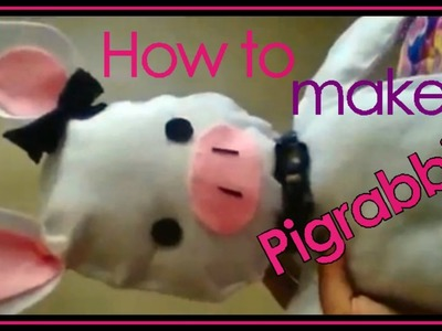How to make Pigrabbit! EASY!