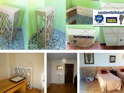 Larga vida al cartón.  y a los muebles de tu casa